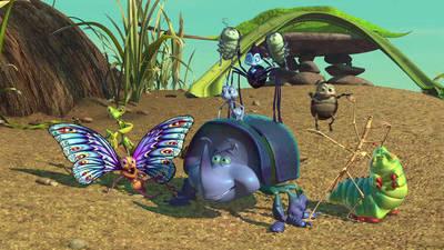 A Bug S Life Trailer 2 Disney Video