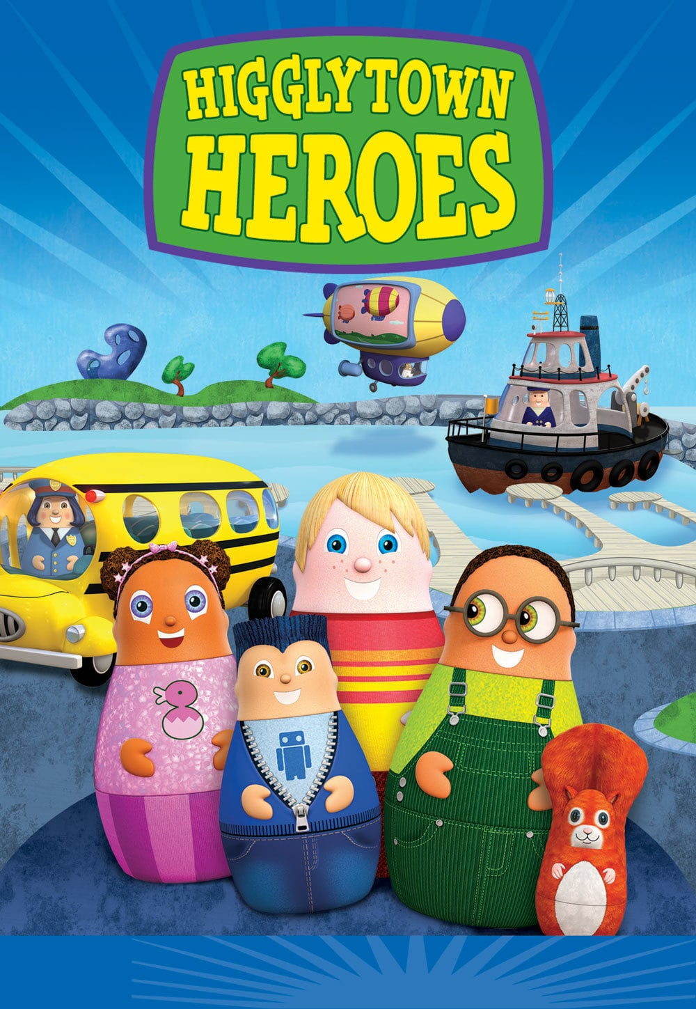 Higglytown Heroes Products