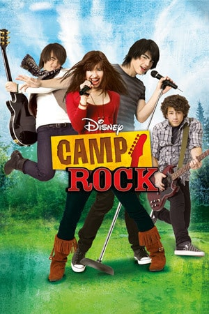 Jeux Camp Rock