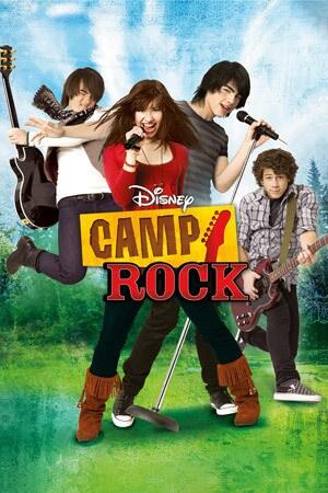 Jeux Camp Rock