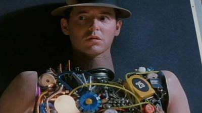 Inspector Gadget Trailer
