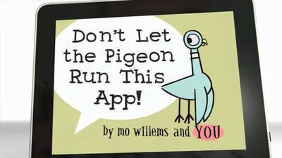 Don T Let The Pigeon Run This App Disney Video