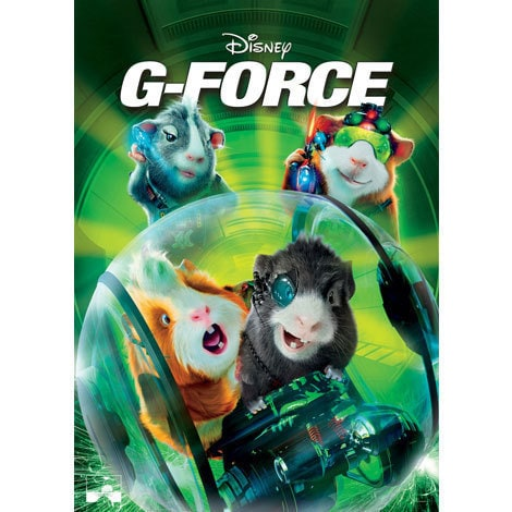 G Force Disney Movies