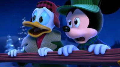 mickeys twice upon a christmas trailer disney video - Mickey Mouse Christmas Movies