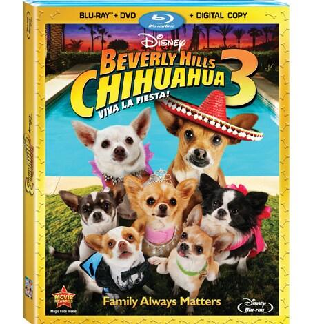 Beverly Hills Chihuahua 3 Blu-ray™ Combo