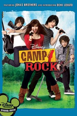 Camp Rock Disney Movies