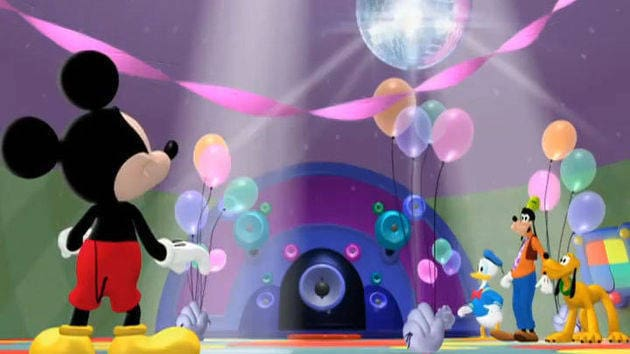 Music Video: Party At Mickey's House