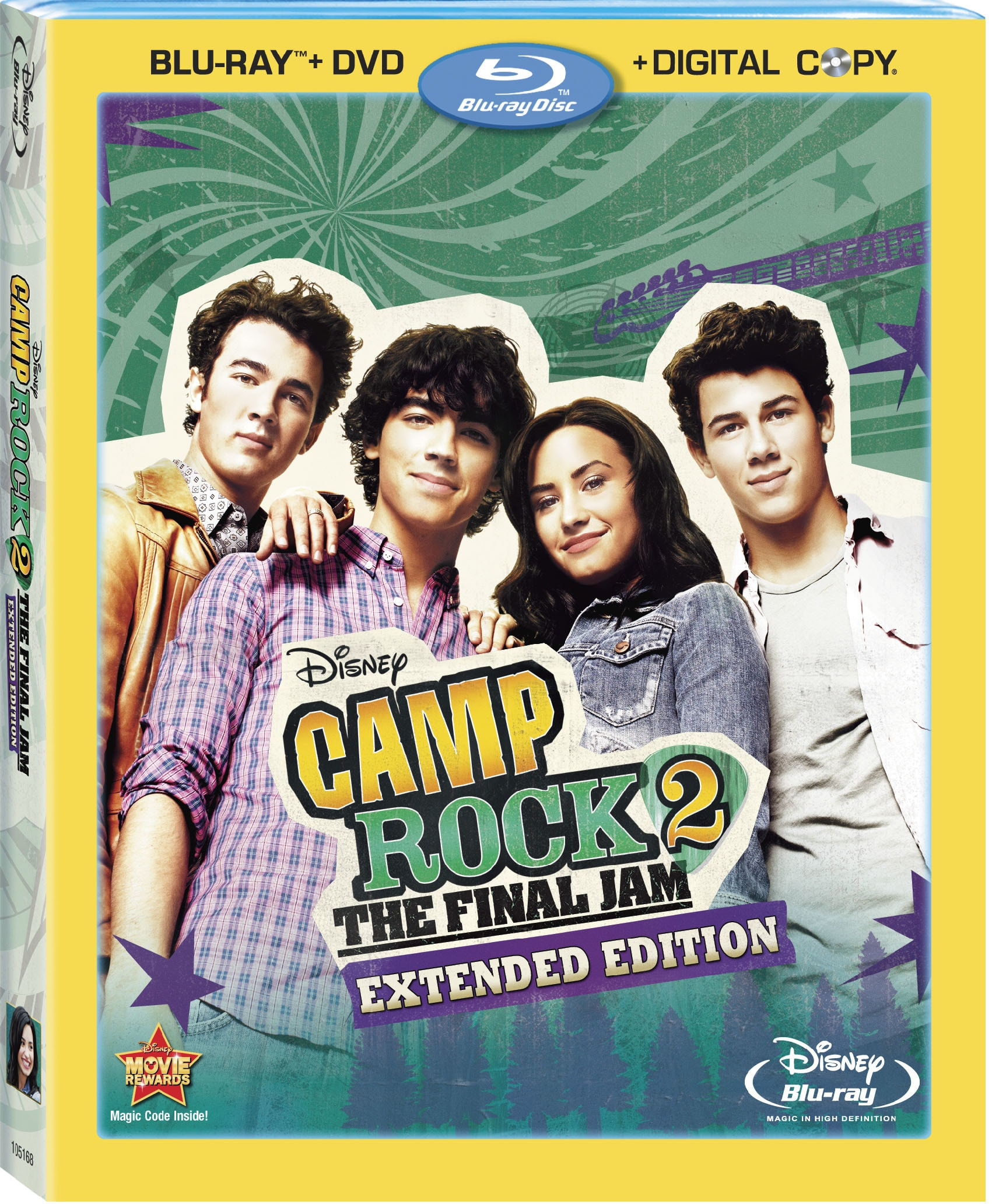 Extended Edition 3-Disc Blu-ray/DVD Combo + Digital Copy