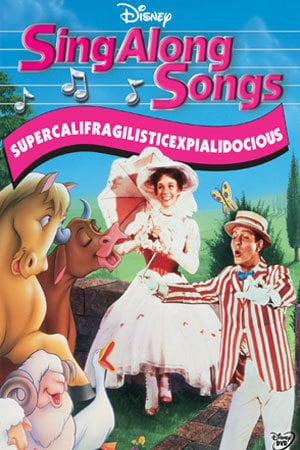 Sing Along Songs: Mary Poppins