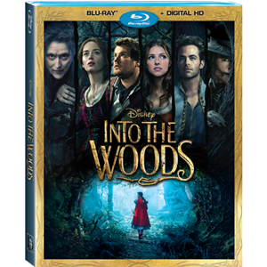 Into The Woods Disney Movies