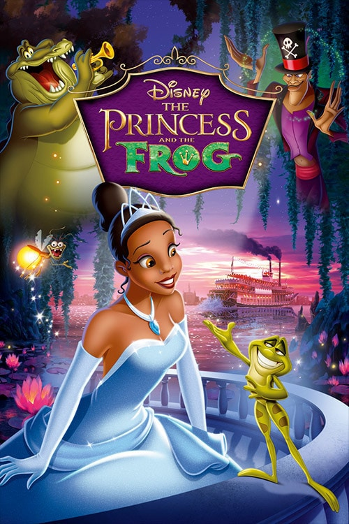 The Princess and the Frog - iTunes