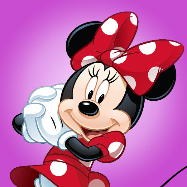 Minnie Mouse Disney India Characters