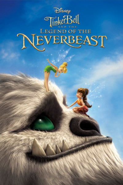 Tinker Bell - Legend of the NeverBeast