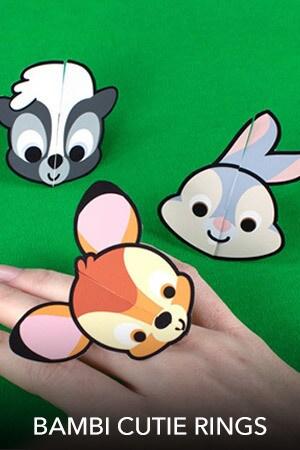 Bambi Cutie Rings