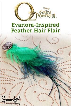 Feather Hair Flair