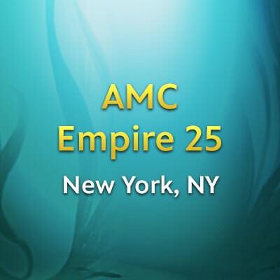 New York, NY - AMC Empire 25