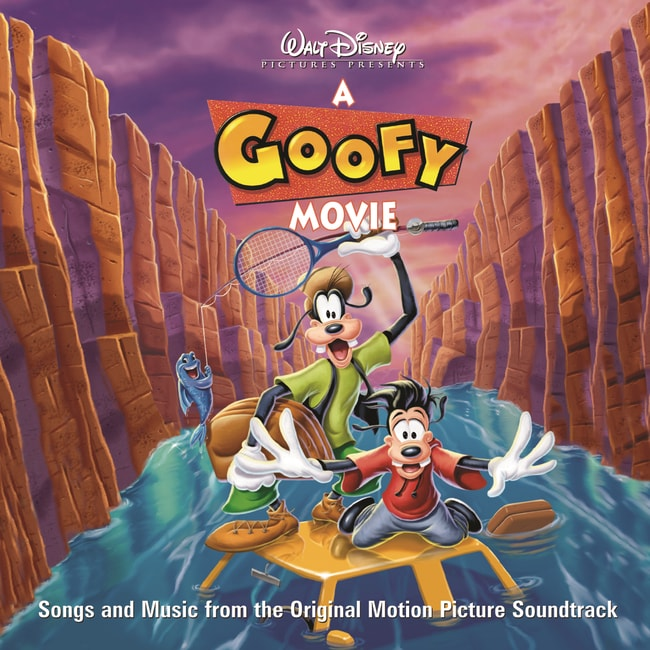 A Goofy Movie: Soundtrack