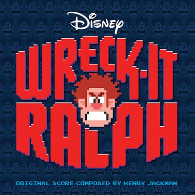Wreck-It-Ralph Soundtrack