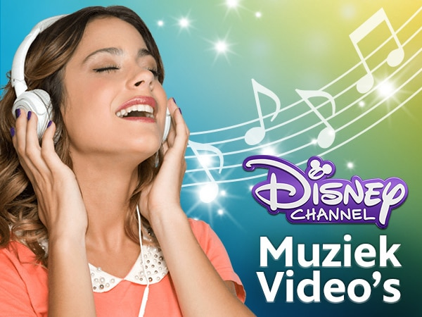 Disney Channel Muziekvideo's
