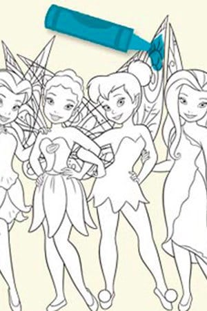 Group Coloring Page