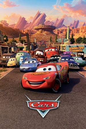 Cars  Deleted Scenes