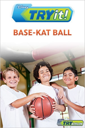 TRYit Activities - Base-Kat Ball