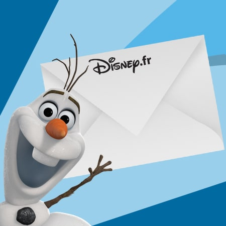 Newsletter Disney