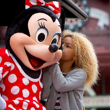 Disney-destinasjoner