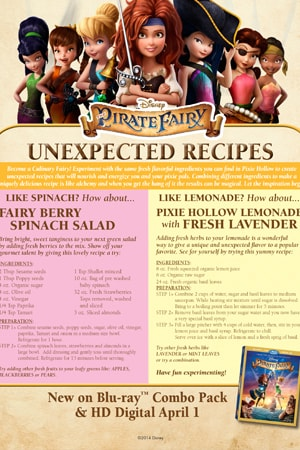 Unexpected Recipes