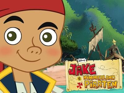 Jake und die Nimmerland Piraten