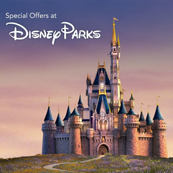 Stream- Special Offers at Disney Parks
