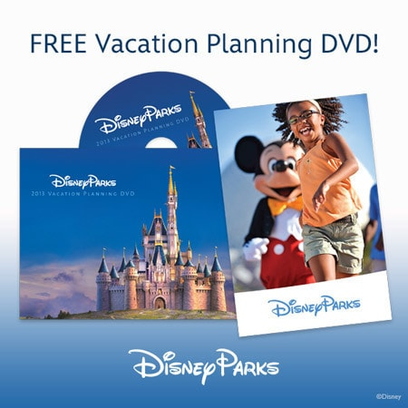 Disney Parks Vacation Planning DVD
