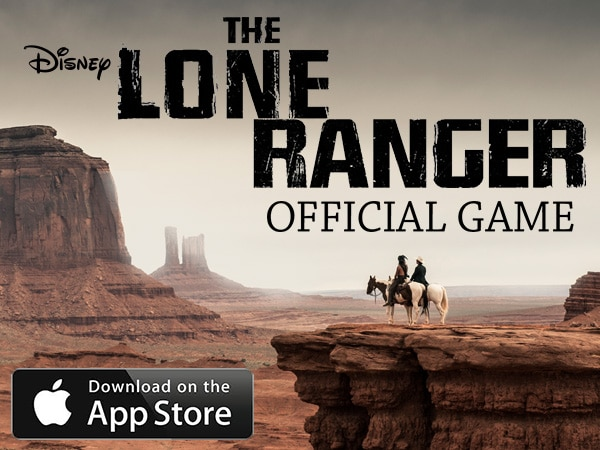 The Lone Ranger | Disney Movies