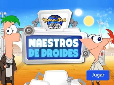 Maestros de Droides