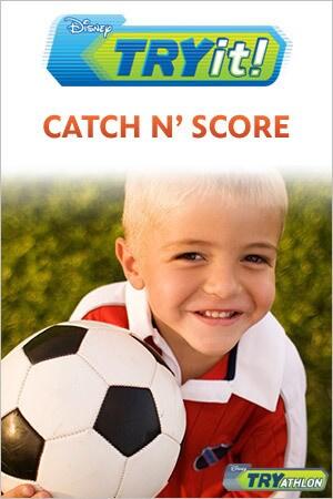 TRYit Activities - Catch N' Score