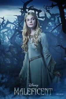 Maleficent Poster - Aurora
