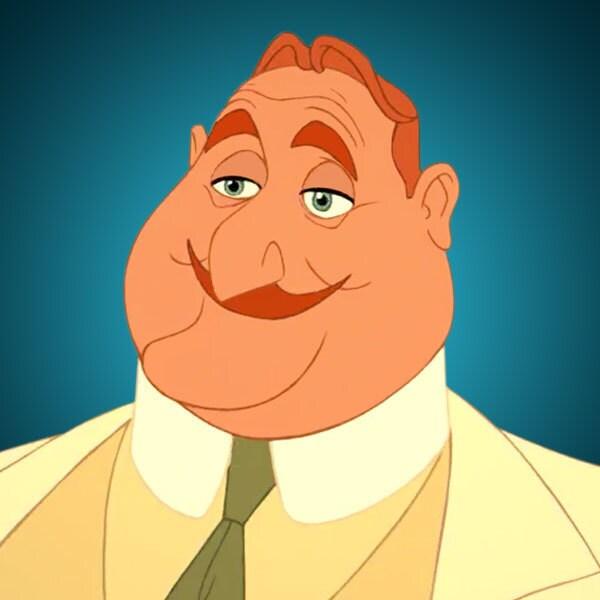 'Big Daddy' La Bouff