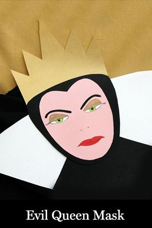Snow White - Evil Queen Mask