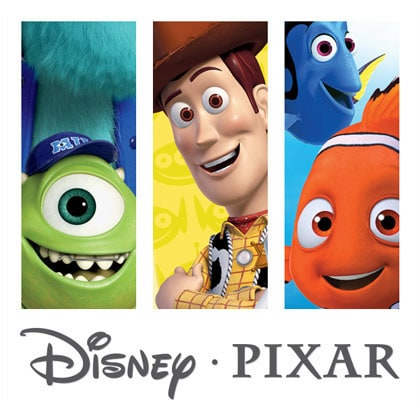 Disney Pixar (Promo - Deezer)