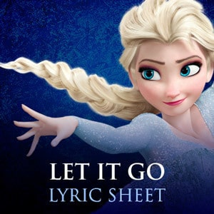 Let It Go Song Lyrics
