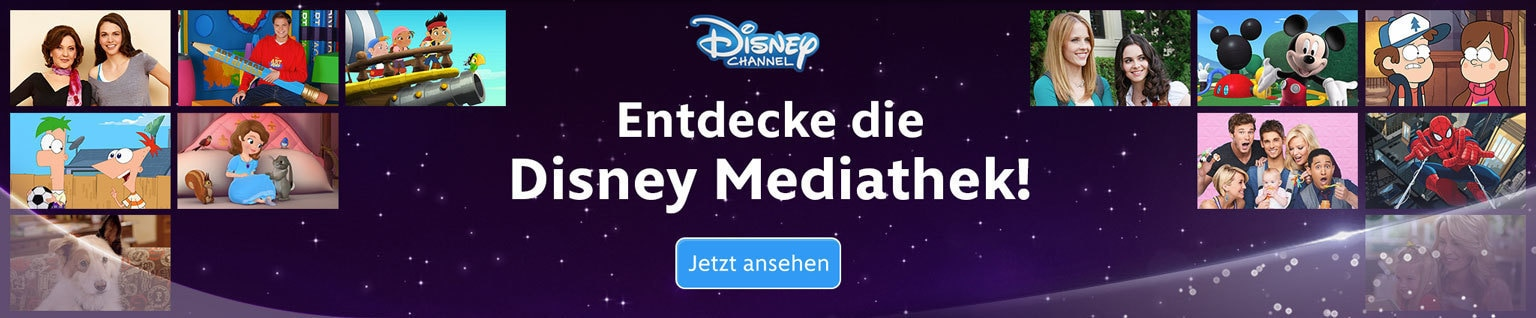 Disney Mediathek
