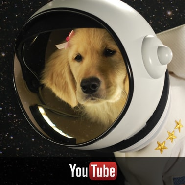 Space Buddies YouTube