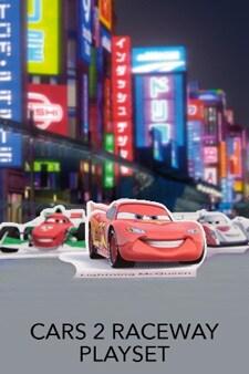 ชุด Cars 2 Raceway