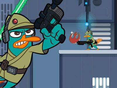 Jogos Disney – Phineas e Ferb: Agente P: O Espião Rebelde
