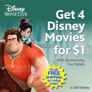Disney Movie Club For Find Your Voice