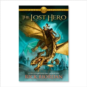 the blood of olympus read online