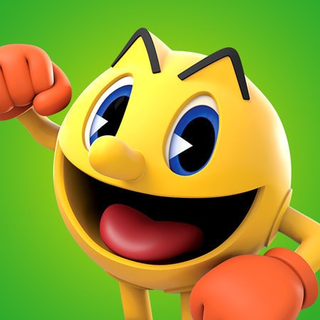 "Pac-Man ""Pacster"""