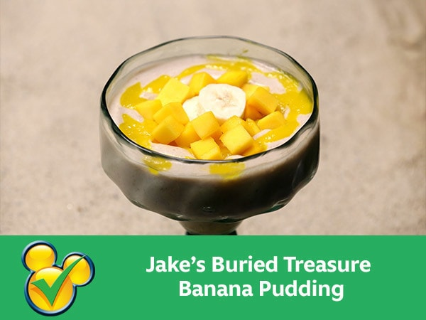Jake's Pudding
