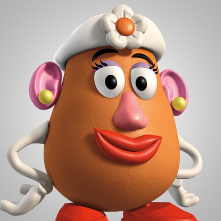 Mrs. Potatohead