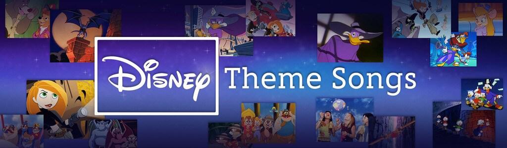 Disney Theme Songs
